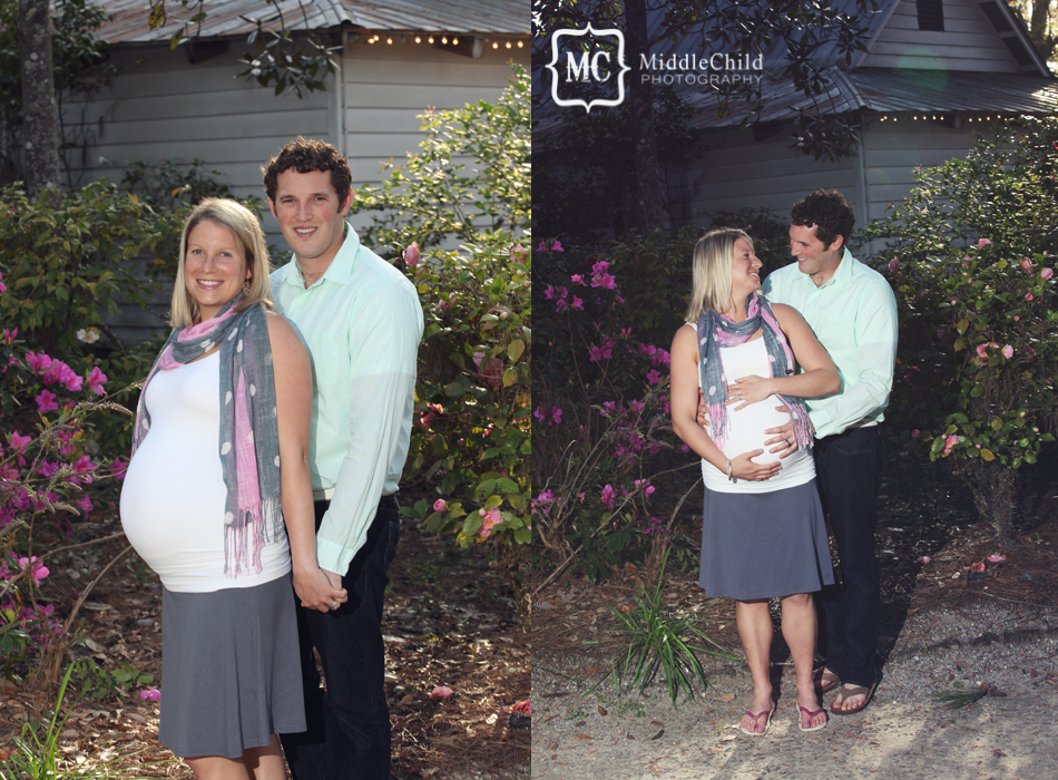 maternity photography myrtle beach