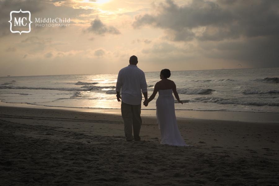 Sunrise Wedding Myrtle Beach
