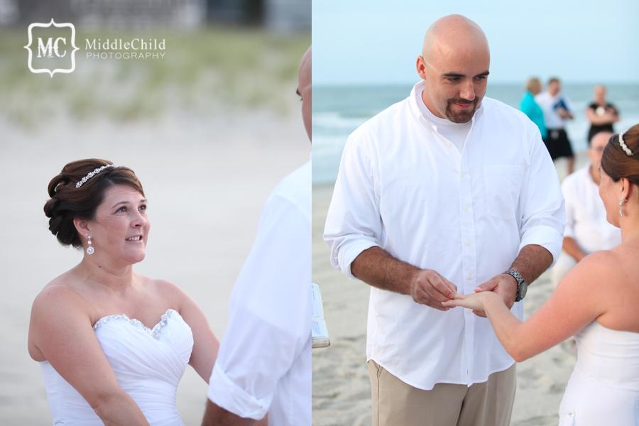 surfside beach wedding