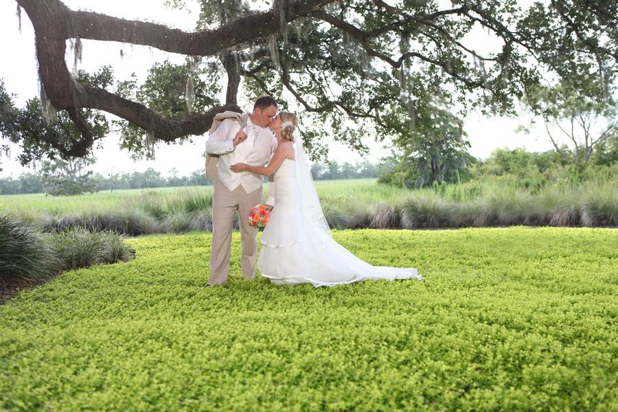 Heritage Plantation Pawleys Island Sc Wedding