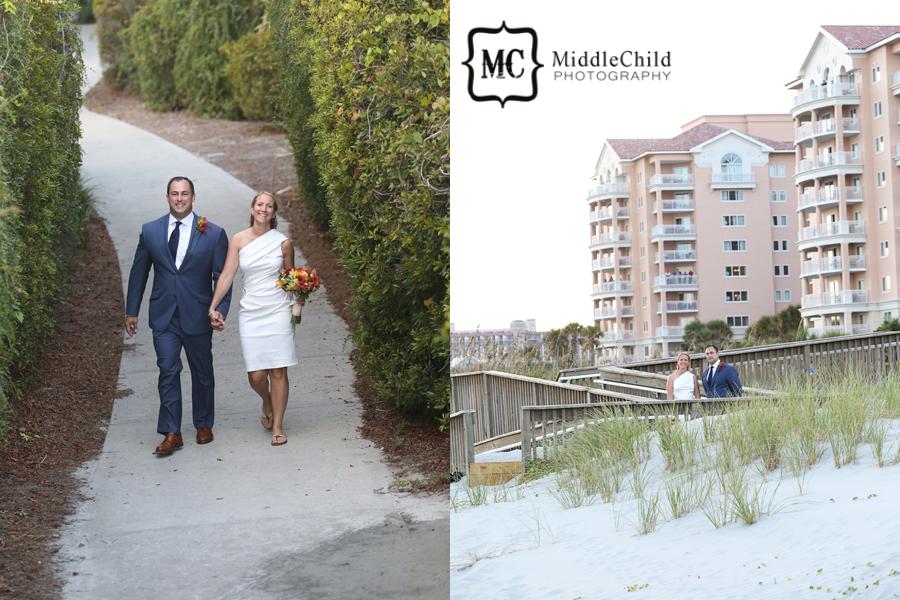 myrtle beach wedding photographer
