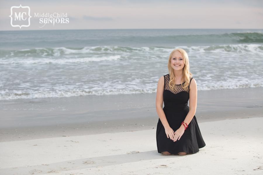 myrtle beach senior photos