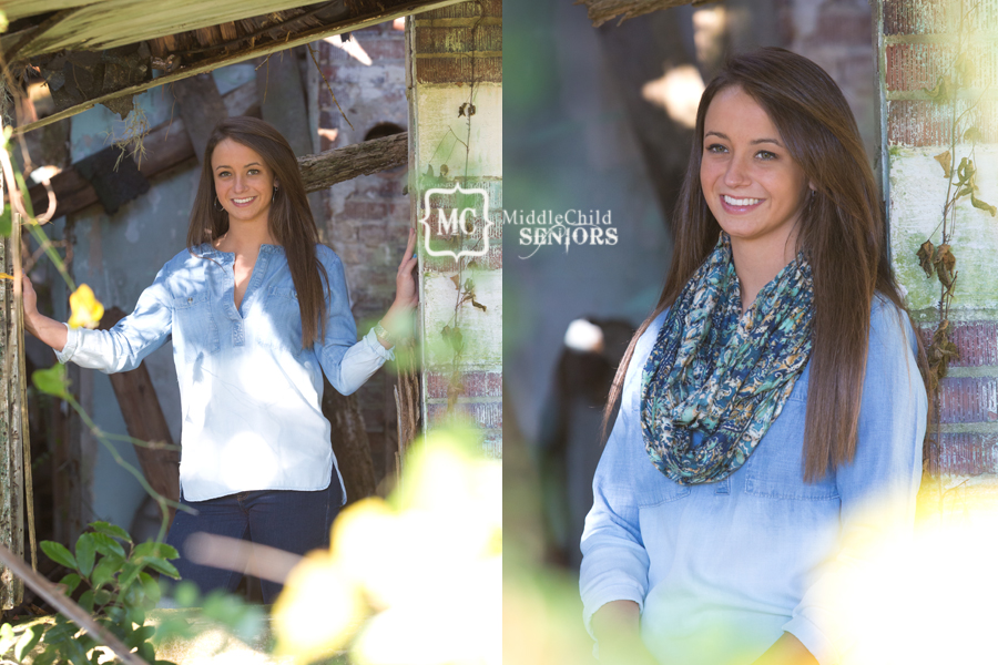 myrtle beach senior photos