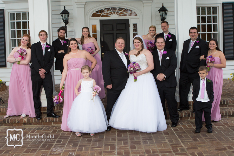 pawleys plantation wedding