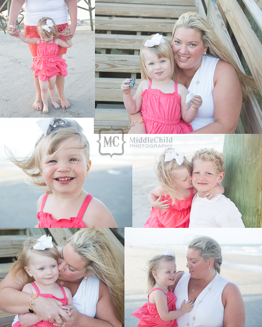 surfside beach family portraits