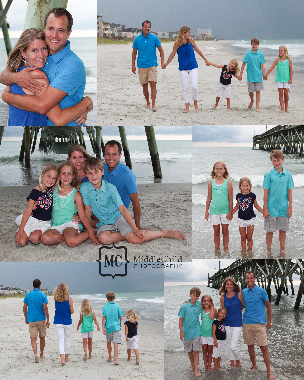 june family beach photos surfside beach family portraits