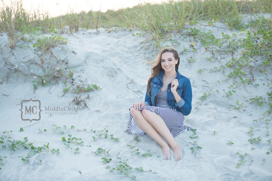 senior photos myrtle beach