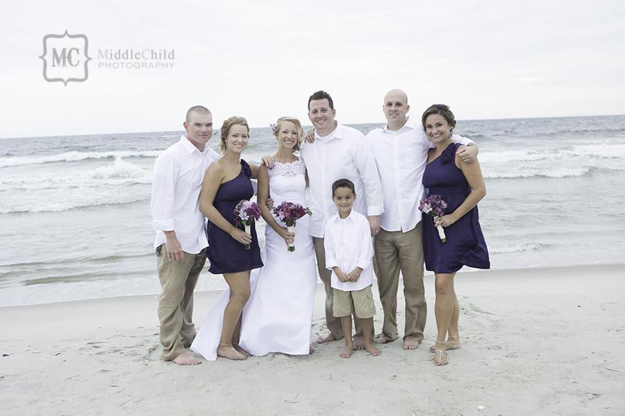 Holden Beach Wedding