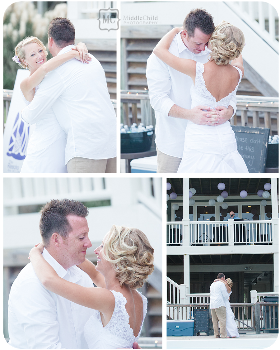 Holden Beach Wedding
