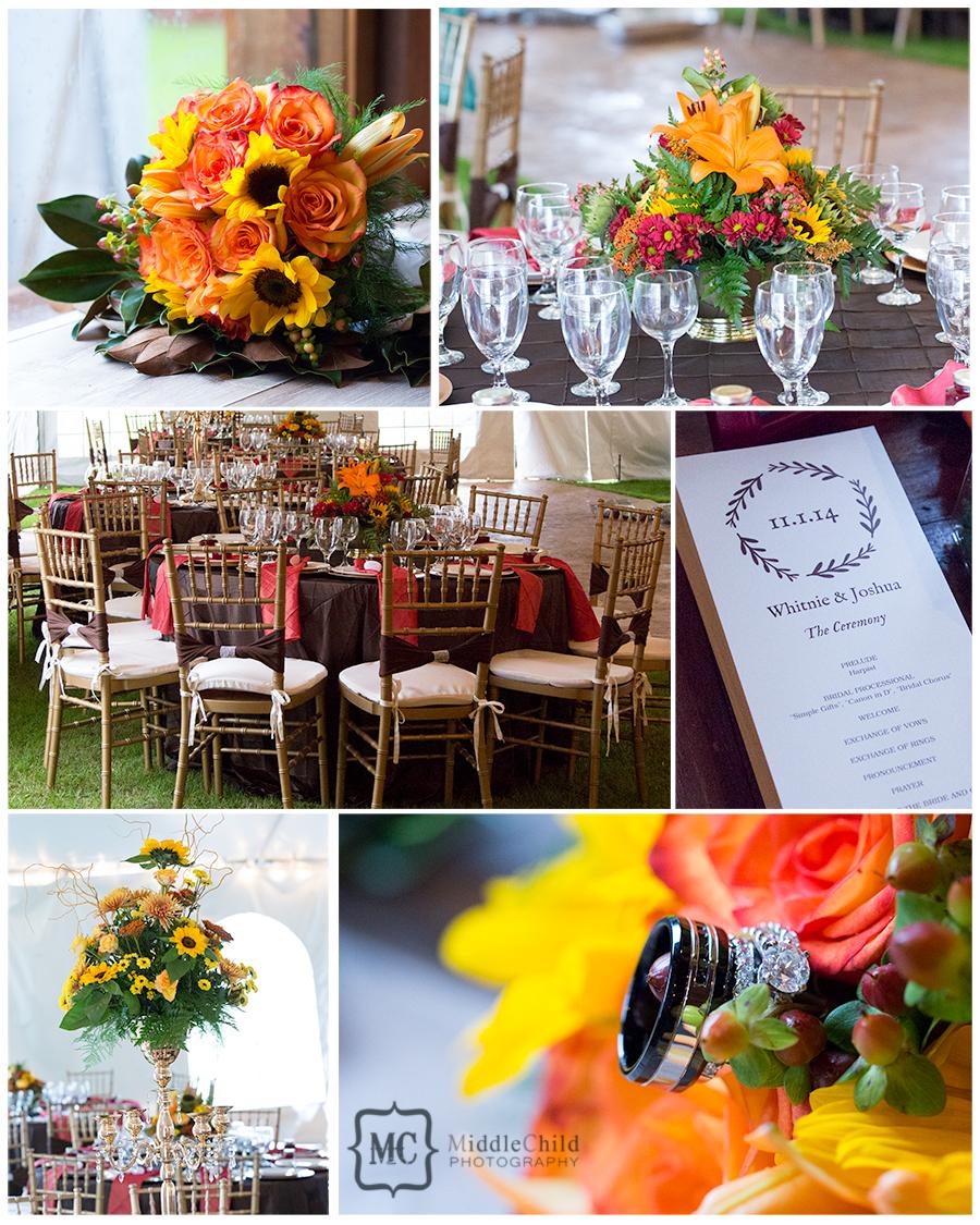 hidden acres wedding