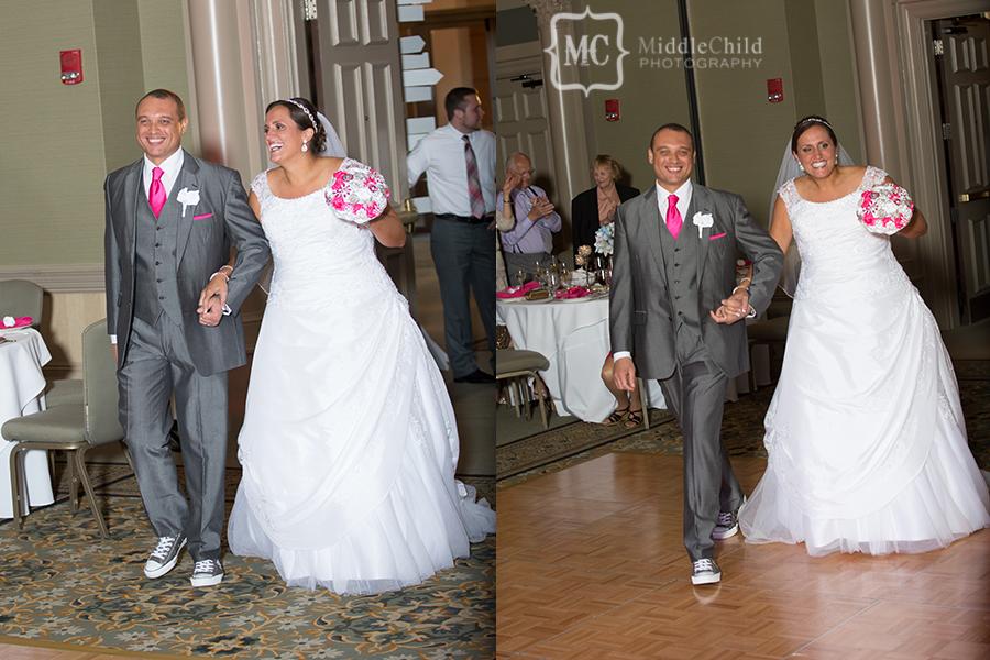 marina inn wedding