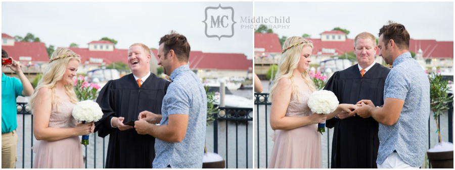 north myrtle beach wedding