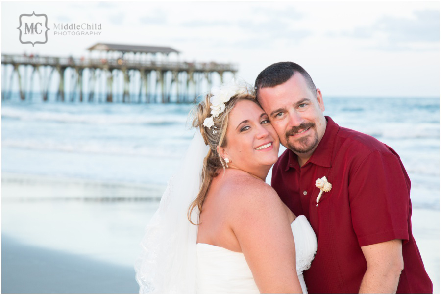 myrtle beach wedding photographer